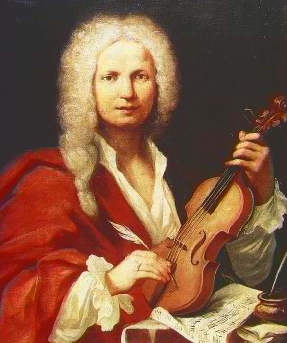 Антонио Вивальди (итал. Antonio Lucio Vivaldi; 4 марта 1678, Венеция — 28 июля 1741, Вена) — итальянский композитор, (586x700, 115Kb)