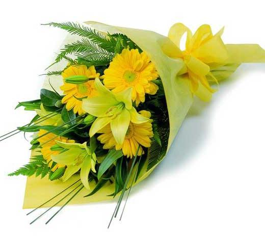 Как составить недорогой букет из живых цветов