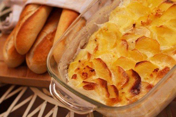 Картофельная запеканка (600x400, 51Kb)