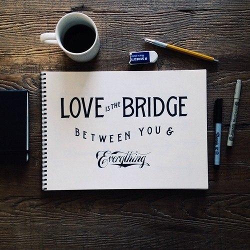 Love is the Bridge (500x500, 66Kb)
