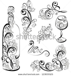 Превью stock-vector-vector-wine-design-elements-wine-bottle-and-wineglass-with-grapevines-123835525 (438x470, 146Kb)