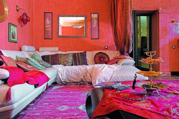 марокканский стиль в интерьере фото 3 (700x465, 495Kb)