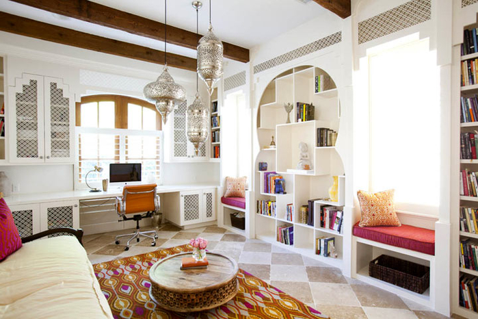 марокканский стиль в интерьере фото 6 (700x466, 364Kb)