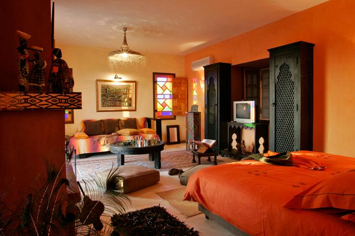 марокканский стиль в интерьере фото 16 (700x467, 419Kb)