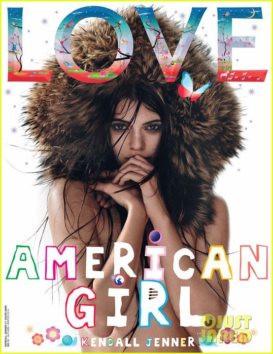 kendall-jenner-poses-topless-love-magazine-04 (538x700, 117Kb)