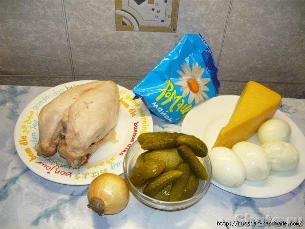 Рецепты салатов - КРОЛИК и ИЗАБЕЛЛА (2) (600x450, 179Kb)
