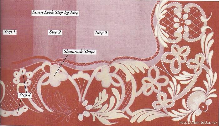 Декорирование и точечная роспись - имитация кружева (7) (700x402, 305Kb)