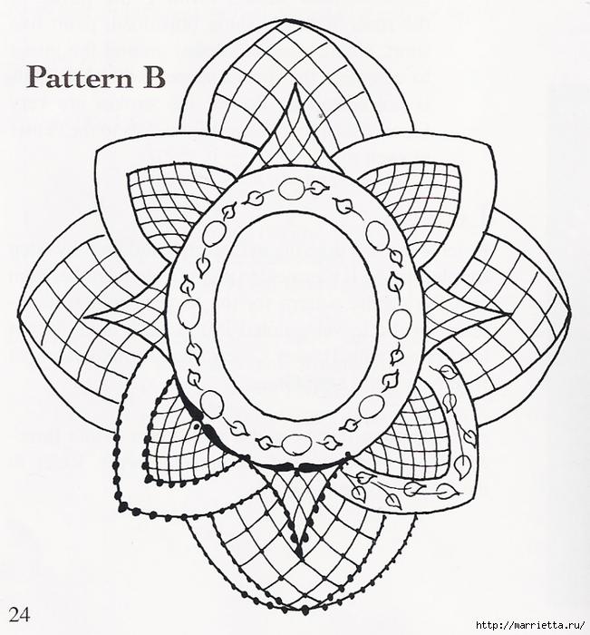 Декорирование и точечная роспись - имитация кружева (31) (651x700, 313Kb)