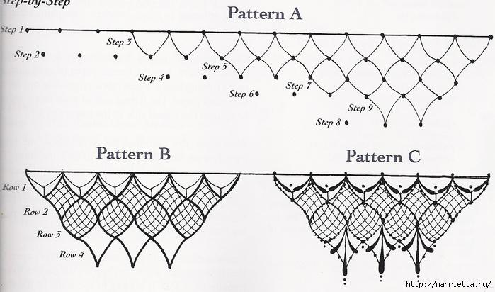 Декорирование и точечная роспись - имитация кружева (35) (700x412, 200Kb)