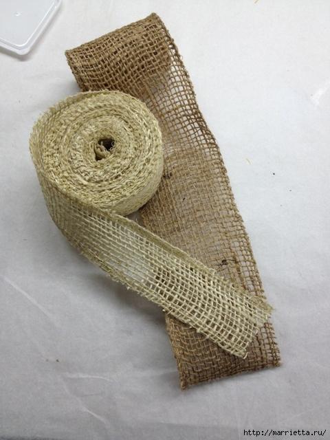 Осенний венок из мешковины (5) (480x640, 197Kb)