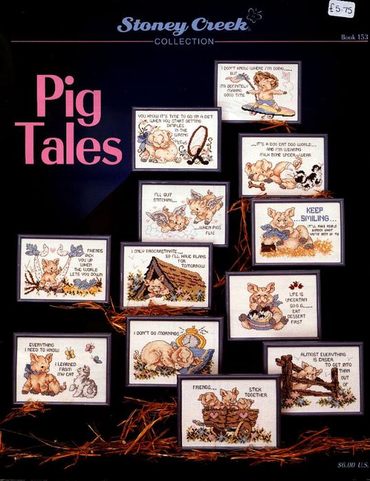 Pig Tales Portada (537x700, 406Kb)