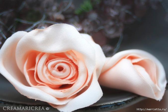 Ванильные розы из шелка. Мастер-класс (1) (675x450, 172Kb)