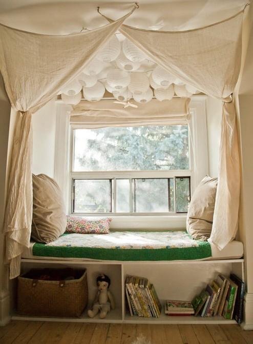 Как сделать уютную комнату без окна