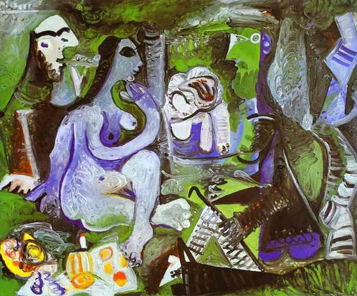 Эдуард Мане- французский художник-универсалист, один из ...