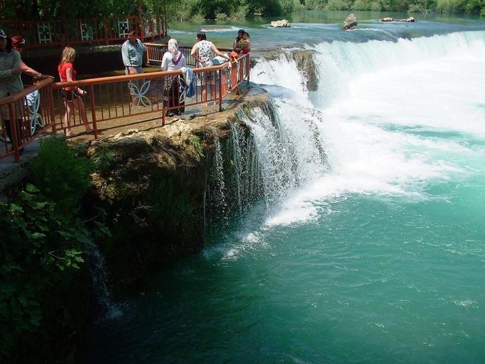 водопад манавгат турция фото 5 (700x525, 438Kb)