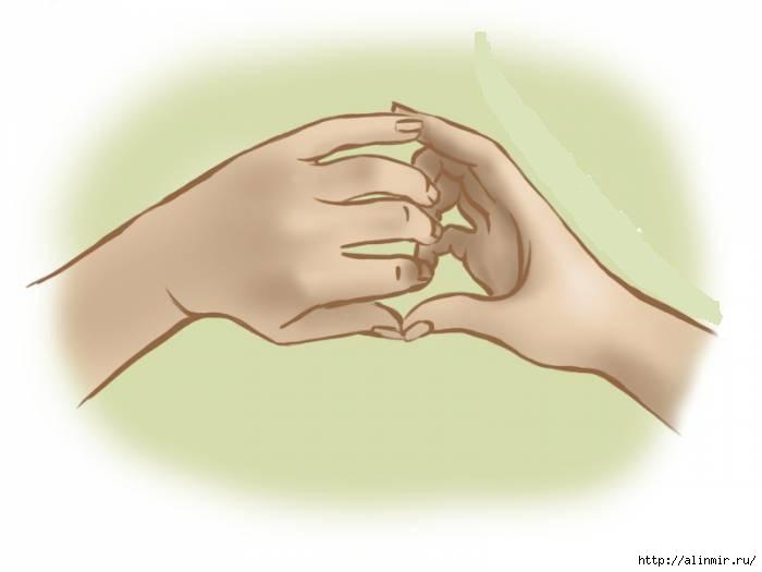 мудра знакомства и удачного свидания