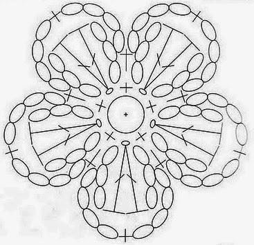 钩针:多彩的钩针花(大师班) - maomao - 我随心动