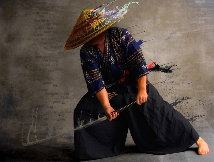 artwork-hats-katana-samurai-2712026-2370x1800 (700x531, 400Kb)