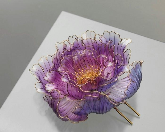 изящный украшений ручной работы Sakae 2 (700x559, 123Kb)