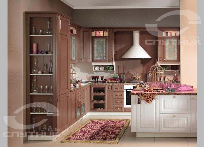 Кухонная мебель от фирмы СПУТНИК стиль (6) (700x504, 438Kb)
