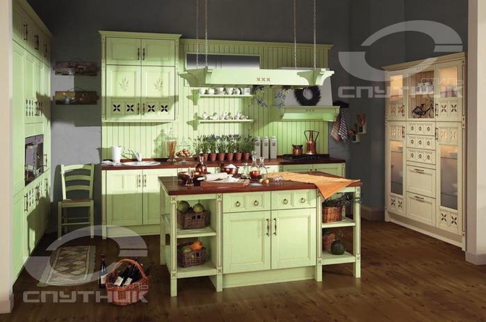 Кухонная мебель от фирмы СПУТНИК стиль (8) (700x463, 418Kb)