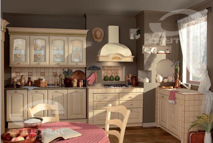 Кухонная мебель от фирмы СПУТНИК стиль (9) (700x469, 429Kb)