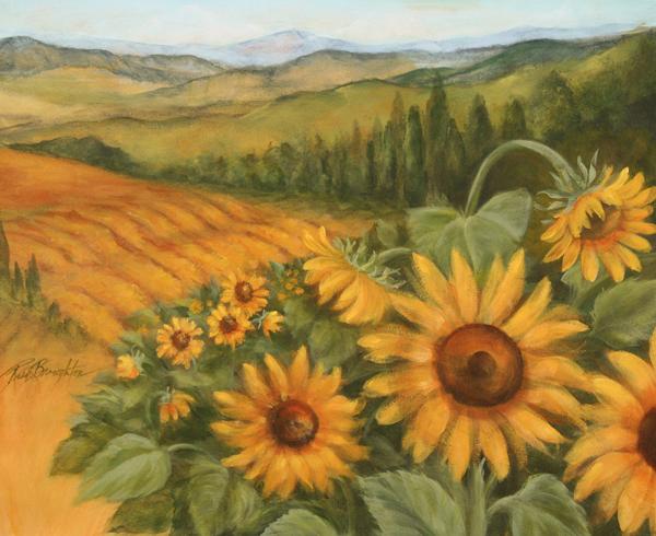 5Sunflowers1 (600x490, 433Kb)