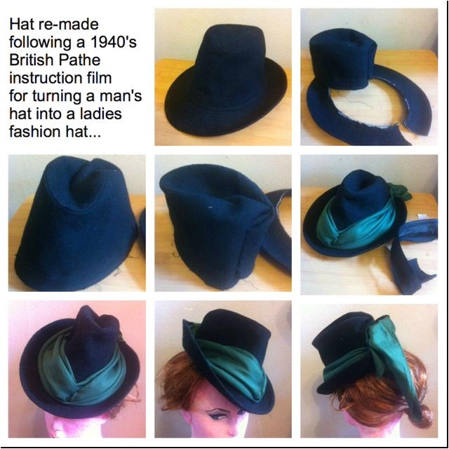 Шляпа цилиндр для куклы своими руками