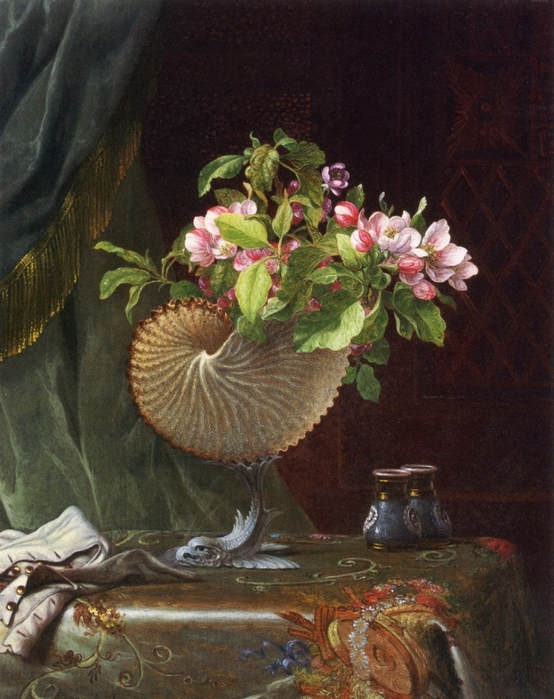 101662345_Victorian_Still_Life_with_Apple_Blossoms (554x699, 428Kb)