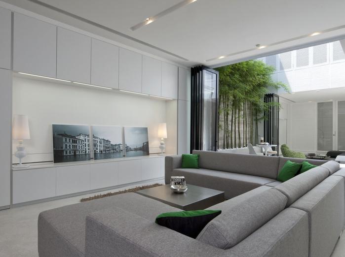 Изысканная и элегантная резиденция в Сингапуре (4) (700x522, 244Kb)