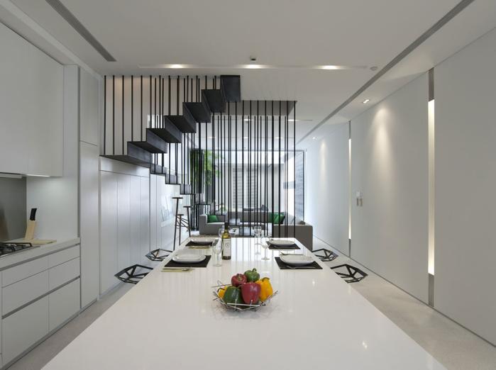 Изысканная и элегантная резиденция в Сингапуре (6) (700x522, 200Kb)