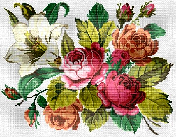 цветочная подушка1 (604x470, 131Kb)