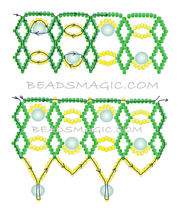 free-beading-tutorial-necklace-pattern-2 (589x700, 398Kb)