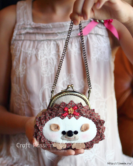 hedgehog-gamaguchi-purse-dress (560x700, 283Kb)