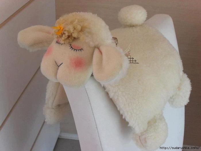 Овечки подушки своими руками - Kazan-avon