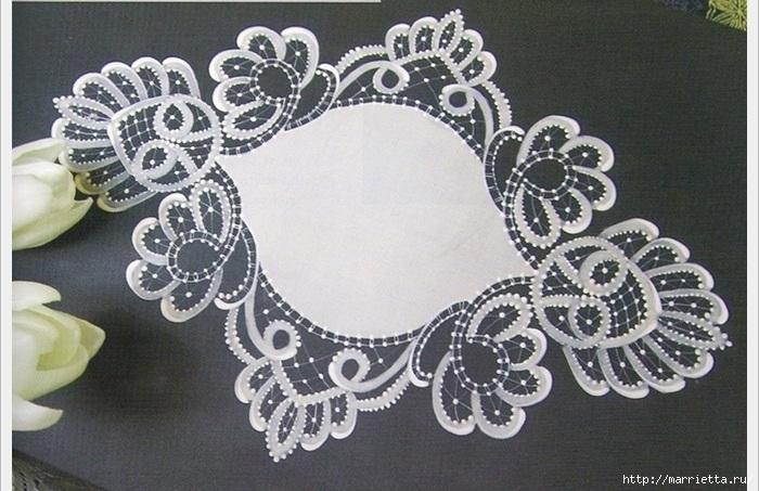 Декорирование и точечная роспись - имитация кружева (15) (700x453, 235Kb)