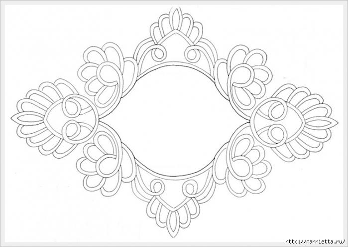 Декорирование и точечная роспись - имитация кружева (21) (700x495, 168Kb)