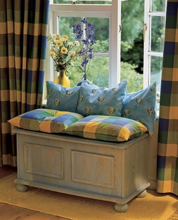Уютный уголок возле окна в вашем доме - 2. обсуждение на liv.