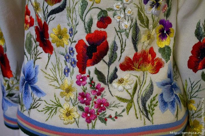 Как развивать себя в вышивании
