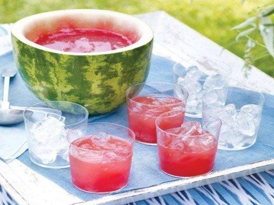 Самый освежающий напиток лета - арбузный (537x402, 53Kb)
