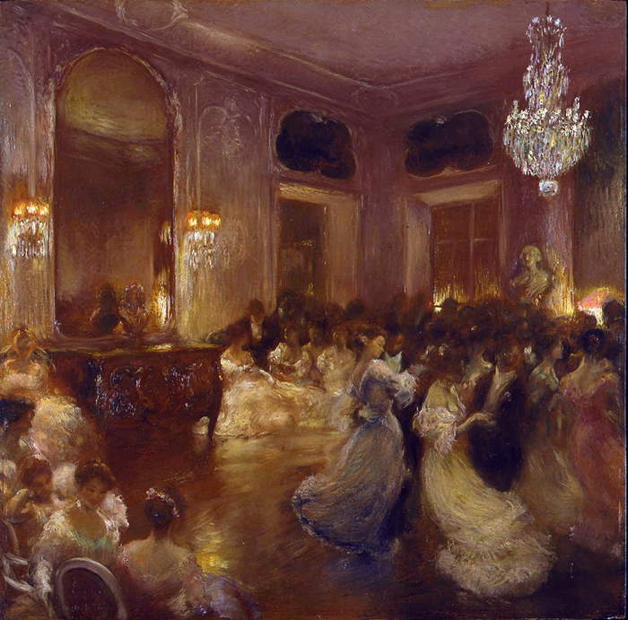 Gaston La Touche - Tutt'Art@ (18) (700x691, 677Kb)