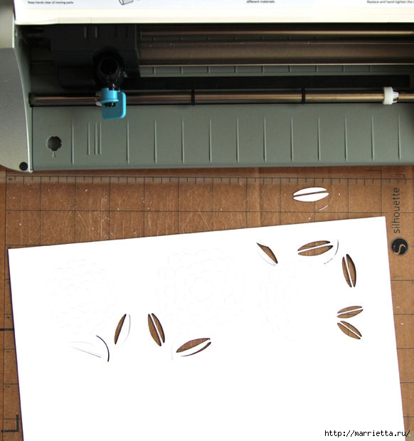 3D фонарики из бумаги. Шаблон (3) (582x620, 126Kb)