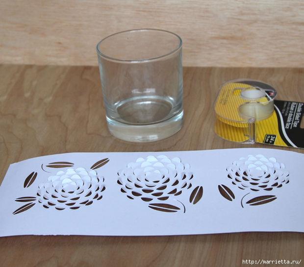 3D фонарики из бумаги. Шаблон (8) (620x545, 160Kb)