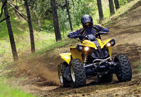 Квадроцикл: игрушка или реальное транспортное средство?