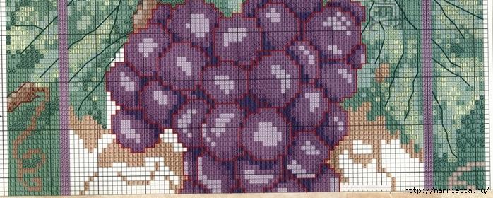 Схемы вышивки крестом (8)