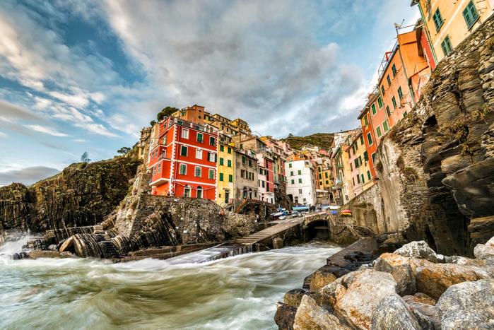 Риомаджоре италия фото 2 (700x467, 476Kb)