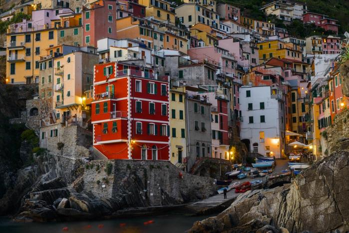 Риомаджоре италия фото 4 (700x467, 468Kb)