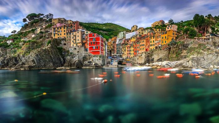 Риомаджоре италия фото 8 (700x393, 342Kb)