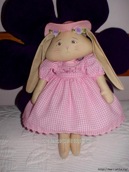 тряпичные куклы ручной работы (37) (525x700, 264Kb)