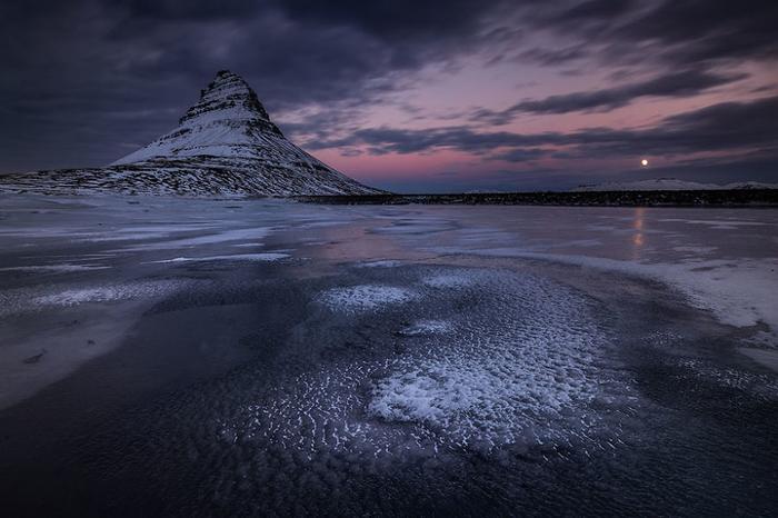 гора Киркьюфелл исландия фото 5 (700x466, 272Kb)